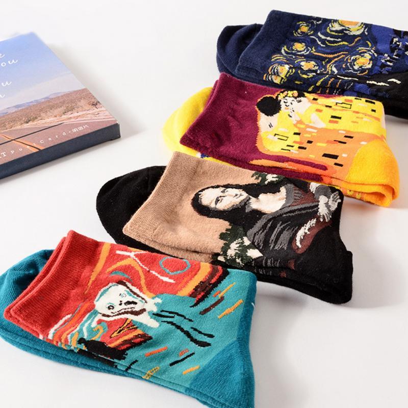 Картинки по запросу носки ван гог