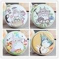 Women Totoro Tinplate Earphone Bag Coin Purse Wallet