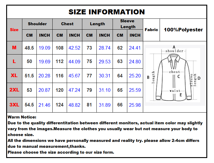 Men's Casual Shirt Slim Fit Men's Casual Shirt Long Sleeve Formal Dress Shirts Men Male Clothing Camisa
