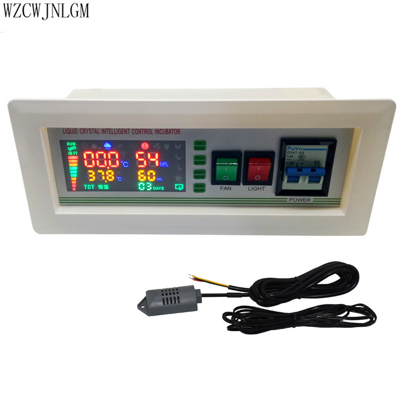 1 set New Design Xm-18SD Incubator Controller Thermostat Full Automatic And Multifunction Egg Incubator Control System