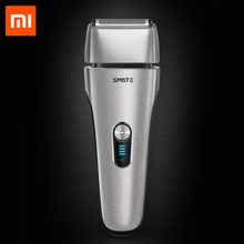 Xiaomi Smate Electric Razor Four-head Reciprocating Whole Body Support Water Cleaning 3 Minute Fast Charge 4-Shaver Dry