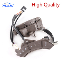Brown Color A Pair OEM 75B037 For Toyota Highlander Land Cruiser Steering Wheel Controls Switch High Quality!