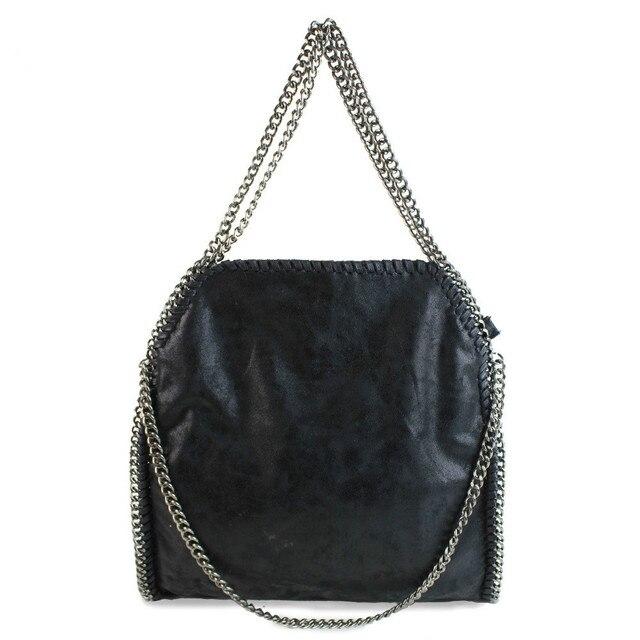 HS RHYME Stella Women Message Bags Fashion Portable Chains Shoulder Bag Bolso Feminina Carteras Mujer Evening Socialite Tote Sac