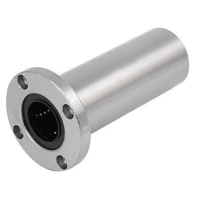 цена на LMF25LUU 25mm Inner Dia Round Flange Type Linear Motion Ball Shaft Bearing