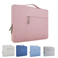 MOSISO New 13 Inch Polyester Fabric Laptop Sleeve Case Cover Briefcase Handbag For 12 9 13