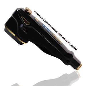 Image 5 - أفضل العناية بالبشرة المصغرة Hifu سبا الجمال ماشين الخامس علاج عالية الكثافة تركز الوجه رفع آلة شد الوجه RF LED المضادة للتجاعيد