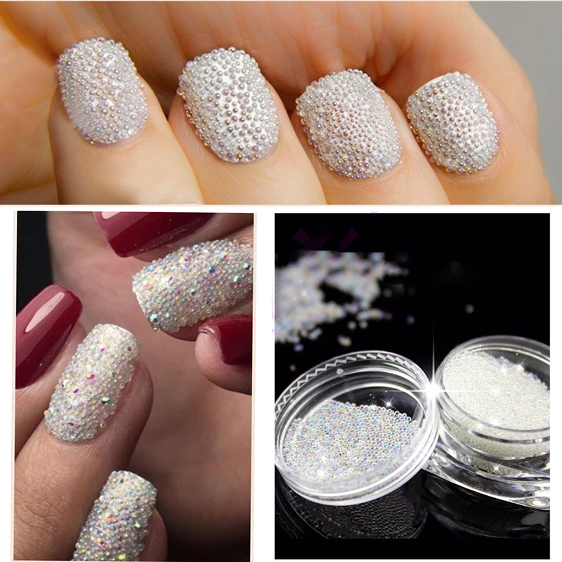 Aliexpress.com : Buy Dropshipping Transparent Glitter Nail
