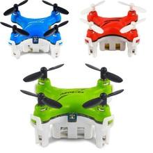High Quqlity Fayee FY804 Mini Quadcopter RC 6 Axis Gyro LED Light 4ch Headless Nano Drone Toys Wholesale Free Shipping