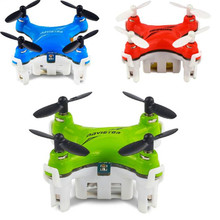 High Quqlity Fayee FY804 Mini Quadcopter RC 6 Axis Gyro LED Light 4ch Headless Nano Drone Toys Wholesale Free Shipping
