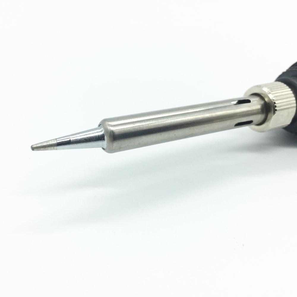 Spina UE 220V 60W Saldatore elettrico Saldatore a mano Pistola per - Attrezzatura per saldare - Fotografia 4