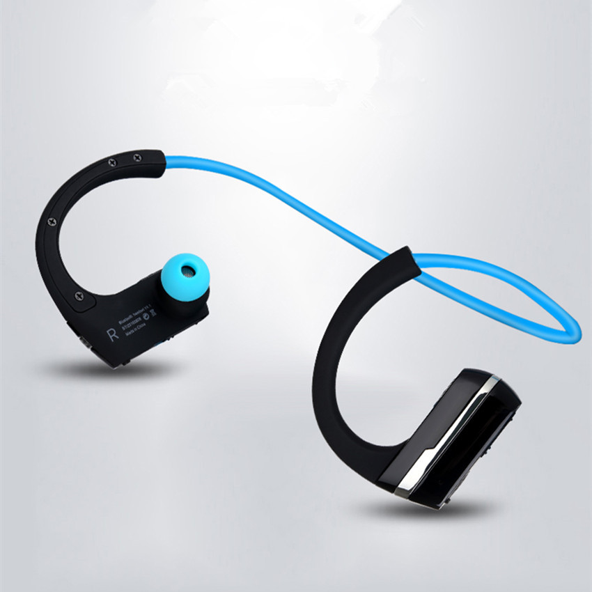 P9 Wireless Sport Running Bluetooth Headset For Xiaomi iPhone Huawei IPX4 Waterproof Stereo Earhook bluetooth Earphones With Mic gookee q9 ipx4 waterproof running ear headset stereo sport earphone wireless bluetooth headphone for mic for iphone android
