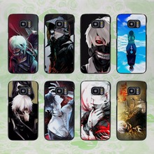 Tokyo Ghoul Hard Black Case for Samsung Galaxy Phones
