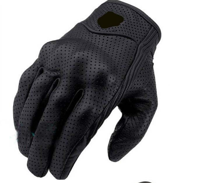 Motorcycle <font><b>Gloves</b></font> Summer Touch Screen Leather <font><b>Glove</b></font> Man Cycling Racing Full Finger Motorbike Moto Bicycle <font><b>Bike</b></font> Motocross Luvas