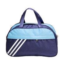 2018 новая спортивная сумка для фитнеса Женская легкая непромокаемая нейлоновая спортивная сумка через плечо спортивная сумка для спортсменов