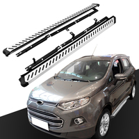 Pair Side Step for Ford EcoSport 2013 2018 Platform Running Board