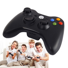 2.4GHz Wireless Joypad Gamepad Gaming Controller For Xbox 360 for PC Gamer Android Smart TV Box Joystick Game Pad 1pcs New 2017 hot classic controller with usb gaming gamer joystick joypad for nes windows pc for mac computer game controller gamepad