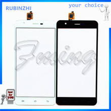 RUBINZHI Phone Touch Screen Digitizer Sensor For JIAYU S3 Touch Panel For JY S3 Outer Front Glass Panel Lens Touchscreen Part