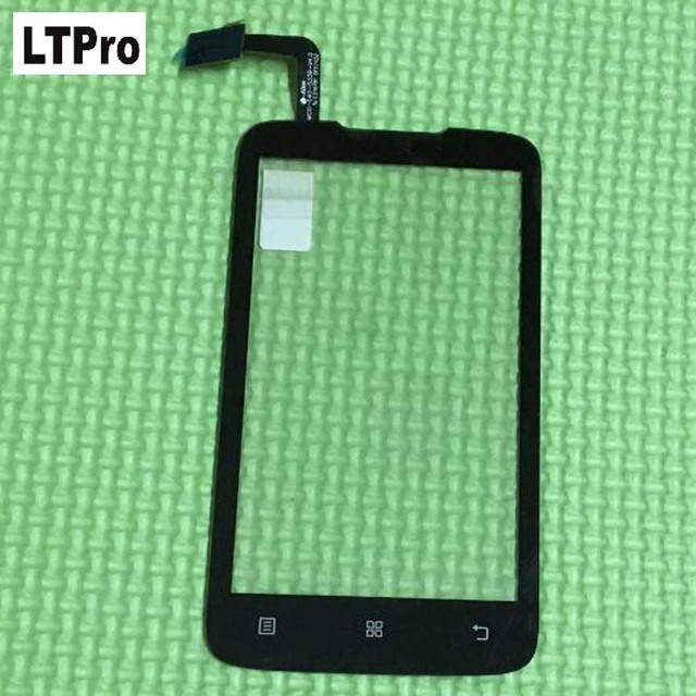 LTPro 100% Test Working New A316 Sensor Glass Panel Touch Screen Digitizer For Lenovo A316 A316i Mobile Phone Repair Parts Black