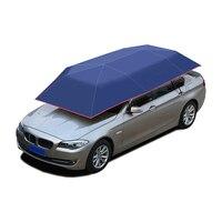 GLCC 400*210 см автомобильный зонт ткань Оксфорд три цвета дорожная крыша автоматический зонт автомобильный Зонт крышка аксессуары