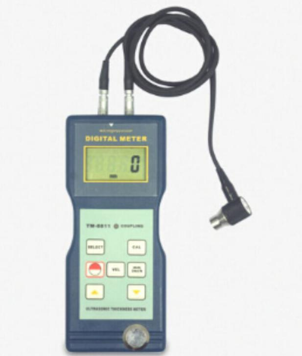 Thickness Meter TM 8811 Ultrasonic Thickness Gauge TM8811 Universal Hard Materials Corrosion Tester 0 06 8
