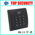 ZK KR602 IP64 waterproof smart card reader with keypad and led card access control reader keypad weigand26 smart card reader