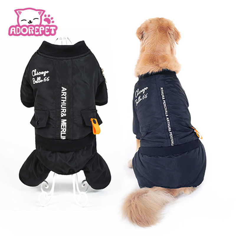 Dog Coats & Jackets Cute Pet Cat Dog Baseball Sport Cothes Costume Puppy Dog Cotton Padded Coat Jacket Outwear Winter Warm Fleece Dog Clothes Hoodie To Have A Long Historical Standing