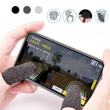 1 пара L1 R1 дышащий мобильный игровой контроллер сенсорный триггер для Fortnite PUBG мобильные правила выживания