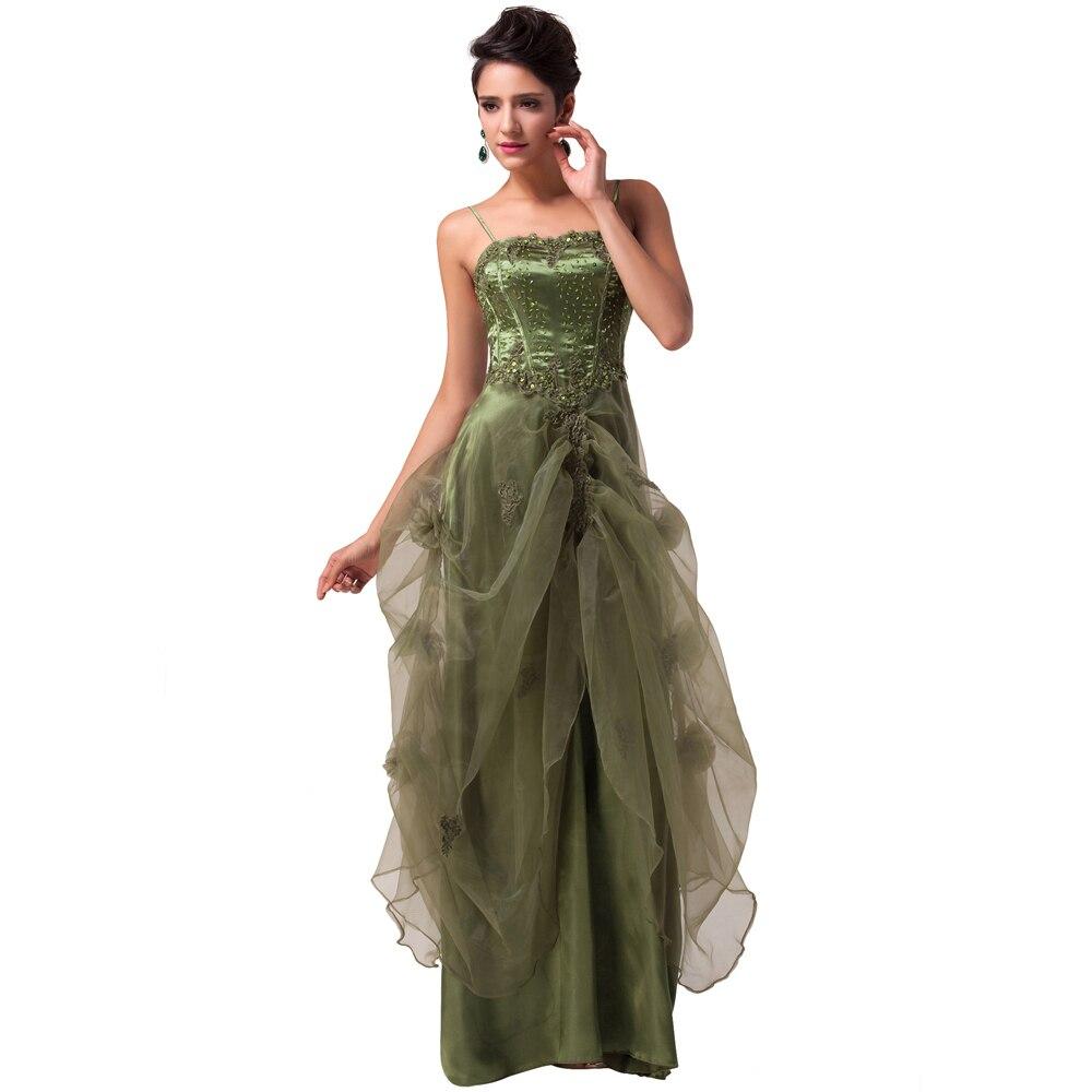 Beautiful Women Long Evening Dress