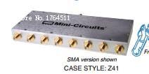 [BELLA] Mini-Circuits ZB8PD-622-S+ 3200-6200MHz Eight SMA Power Divider