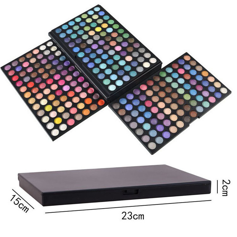 Buy Cheap New 252 Colors Eyeshadow Professional Cosmetics Matte Make Up Professional Makeup Eye Shadow Glitter Palette Make Up Beauty & Health Beauty Essentials