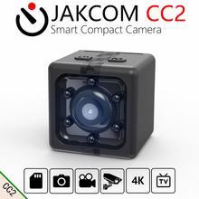 JAKCOM CC2 Câmera Compacta Inteligente venda Quente em Filmadoras Mini como babá cam leap motion grabadora espia