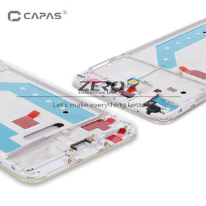 Image 4 - Middle Frame for Huawei Honor 5C/ 7 Lite Bezel Middle Frame Housing Faceplate Frame Honor 7 Lite Replacement Repair Spare Parts