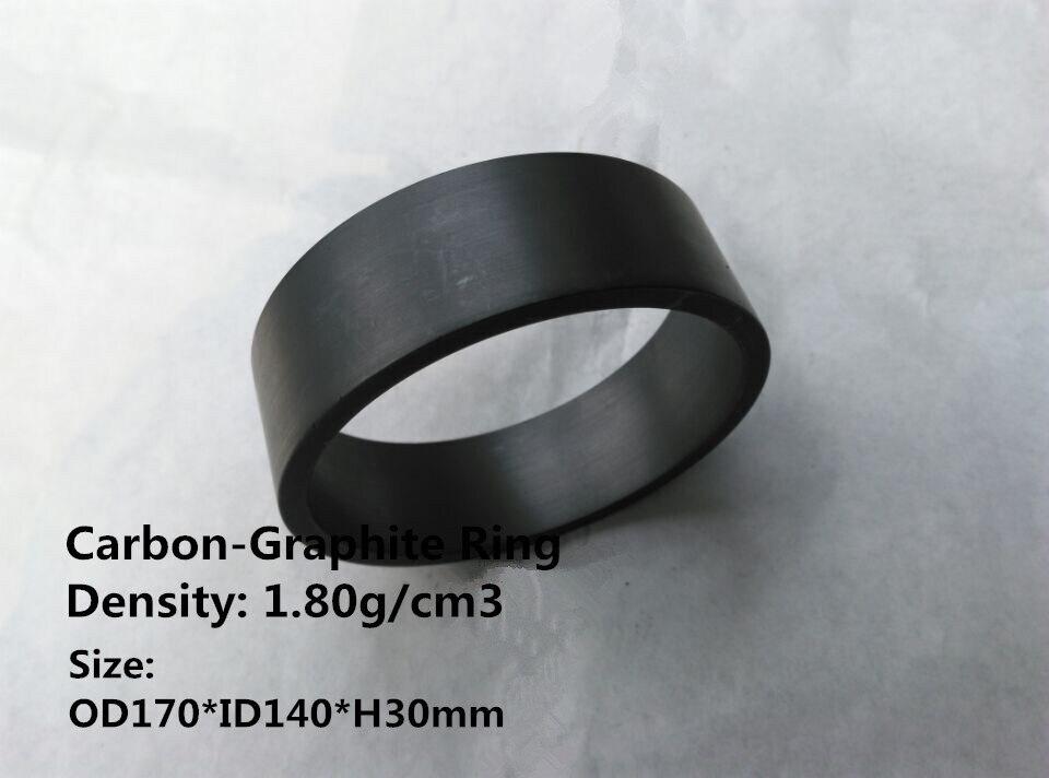 Graphite Ring GR17030 , Graphite sleeve for Degassing in Molten Aluminum molten мяч футбольный molten размер 5