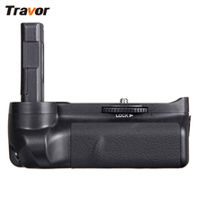 Travor батарейный блок держатель для Nikon D3100 D3200 D3300 DSLR камера работает с EN-EL14 батареей