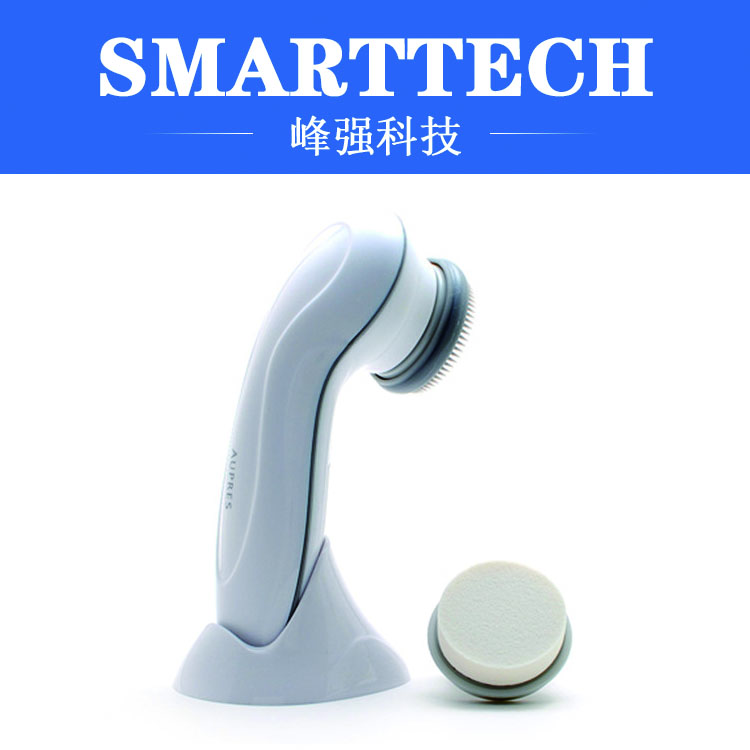 OEM plastic face washer massager shell mould housing cover facial massager mold making supplier plastic led light cover mold makers