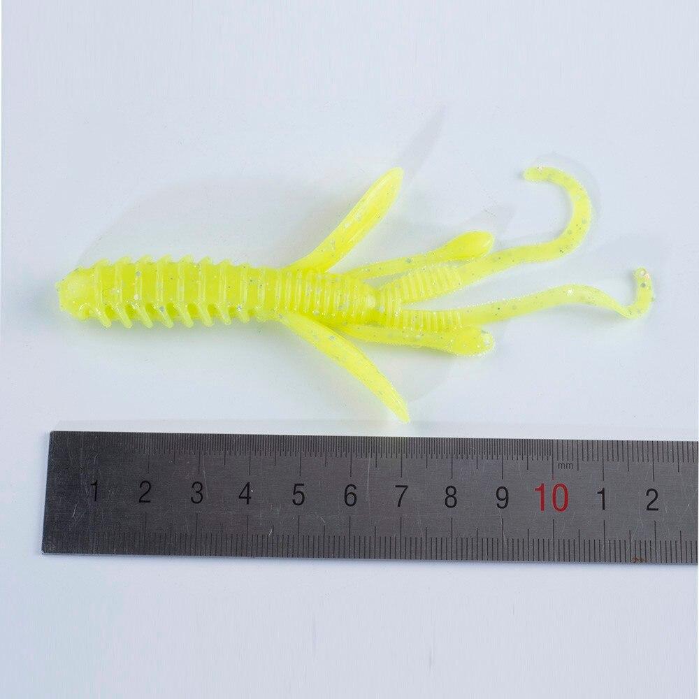 crochets pêche la carpe sûr 10 réglable cheveux plates-formes 15lb tresse verte enduits crochet