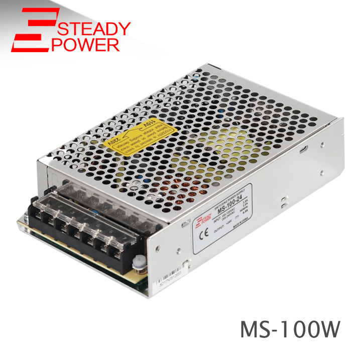 Free Shipping MS 100W 110v 220v 230v Ac to 5v 12v 24v Dc 20a 8.5a 4.5a Converter Circuit 100w Ac Dc Smps Adapter