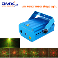 DHL Free Shipping Mini Fancy Stage Light R G Laser AC110 240V Voice Control Laser Projector