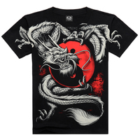 T Shirt Men 3D Summer Style 3D T Shirt 100 Cotton Casual Tshirt Men Clothes Pattern