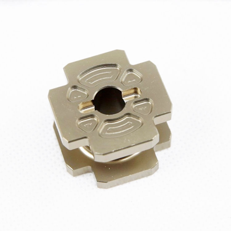 CNC Metal Middle Differential Lock Module Diff Gear Locker for 1/5 Scale Losi 5ive t Rovan LT DDT RC Car 4WD Parts