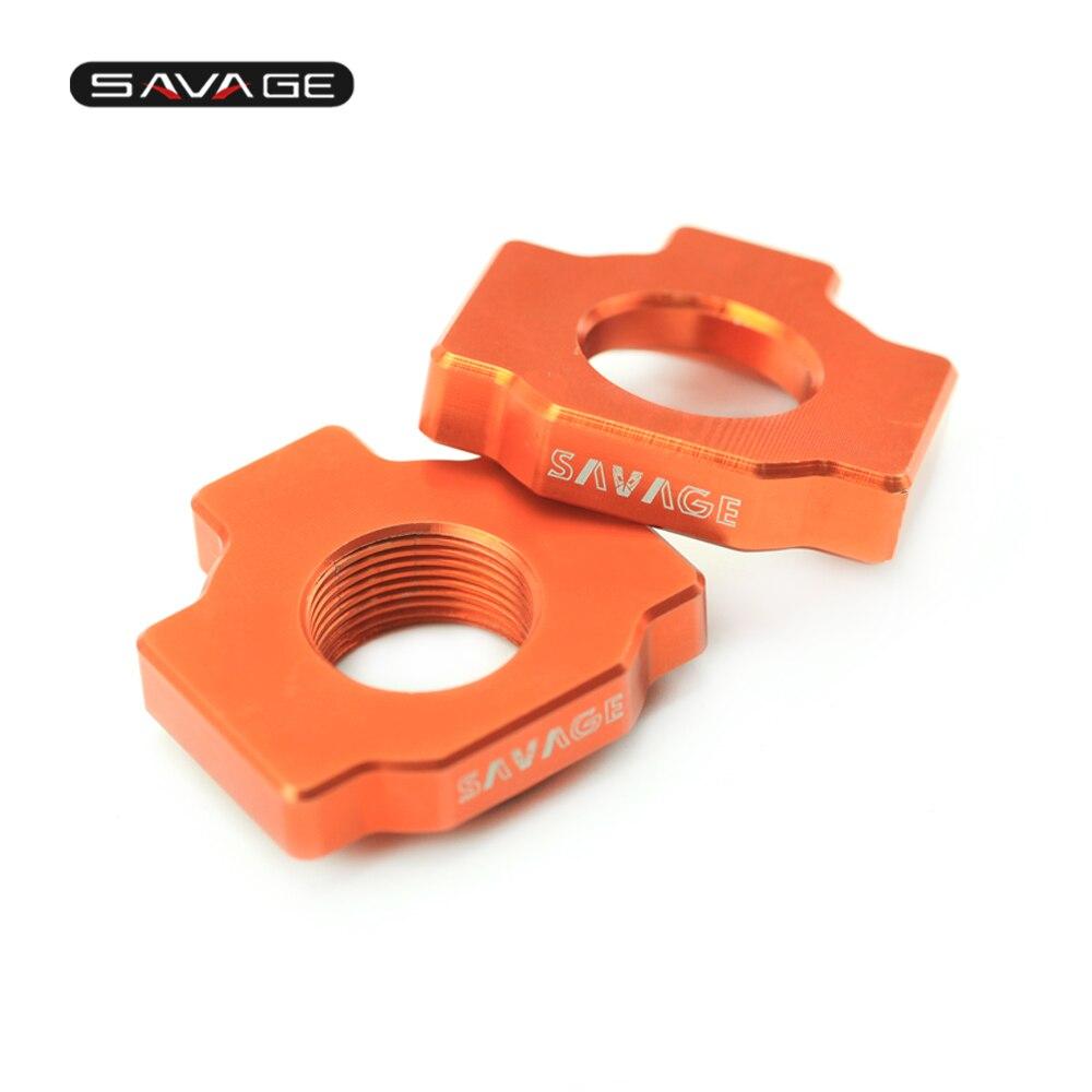 Chain Adjuster Regulator For KTM 1190 RC8/RC8R 1190/1050 ADVENTURE/R 1290 SUPER ADV Motorcycle Accessories CNC Swingarm Slider