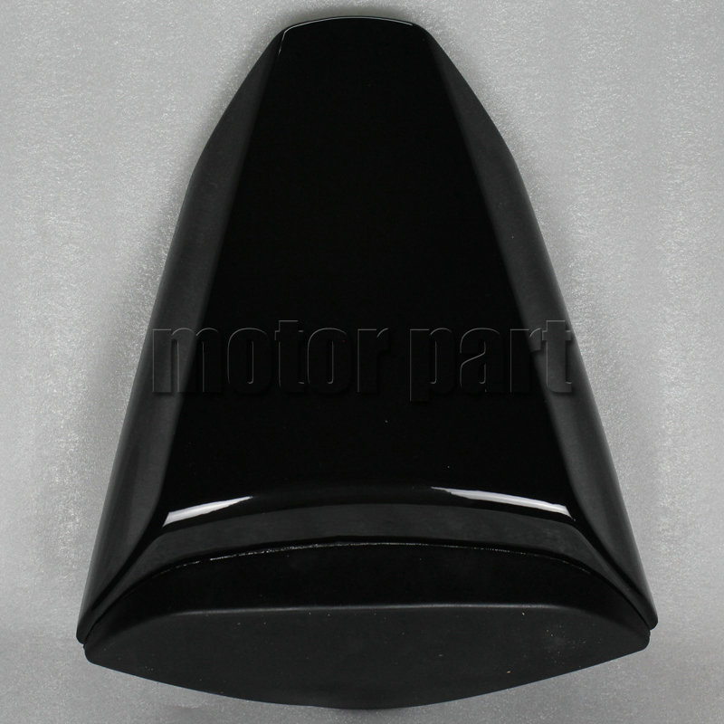 For 2008-2010 Kawasaki Ninja ZX10R ZX 10R ABS Motorcycle Rear Passenger Seat Cover Cowl 08 09 10 2009 Black