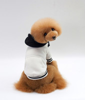 Pet Clothing Autumn Winter Teddy Bears Coat With Hat Mixed colors Sweater S-2XL 171020-13