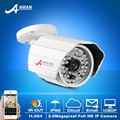 "1080P HD Resolution 1/2.5"" Sony Sensor Bullet Security CCTV Camera&Onvif 2.0Megapixel 48 IR Outdoor Waterproof Network IP Camera"