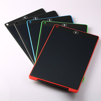 New Portable Writing Board 8 5 12 Inch LCD Digital Drawing Handwriting Pads Gift ABS Electronic