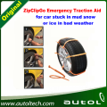 Life Saver ZipClipGo For Cars Trucks When Stuck In Mud Snow Or Ice Bad Weather---ZipClipGo Emergency Traction Aid