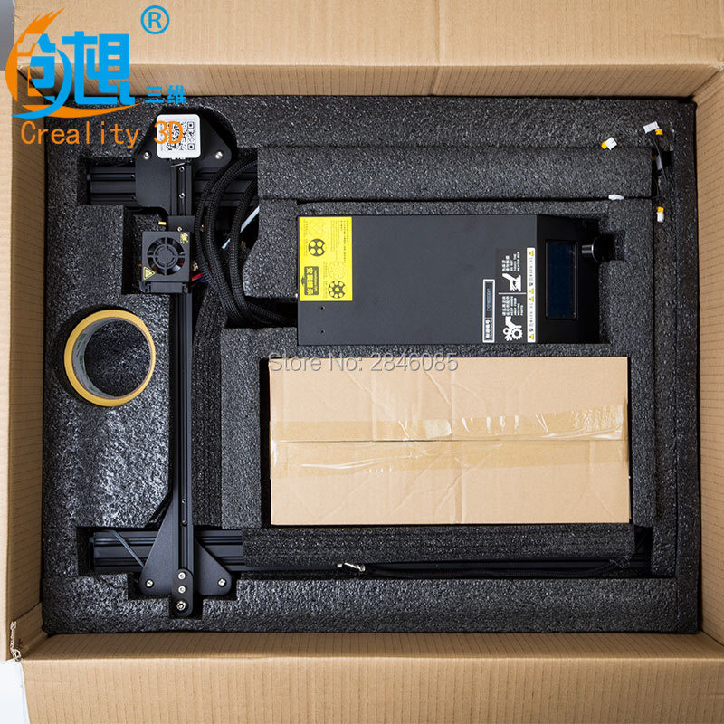 CREALITY 3D CR-10S CR-10 Optional 3D drucker kit Metall Rahmen Hohe ...