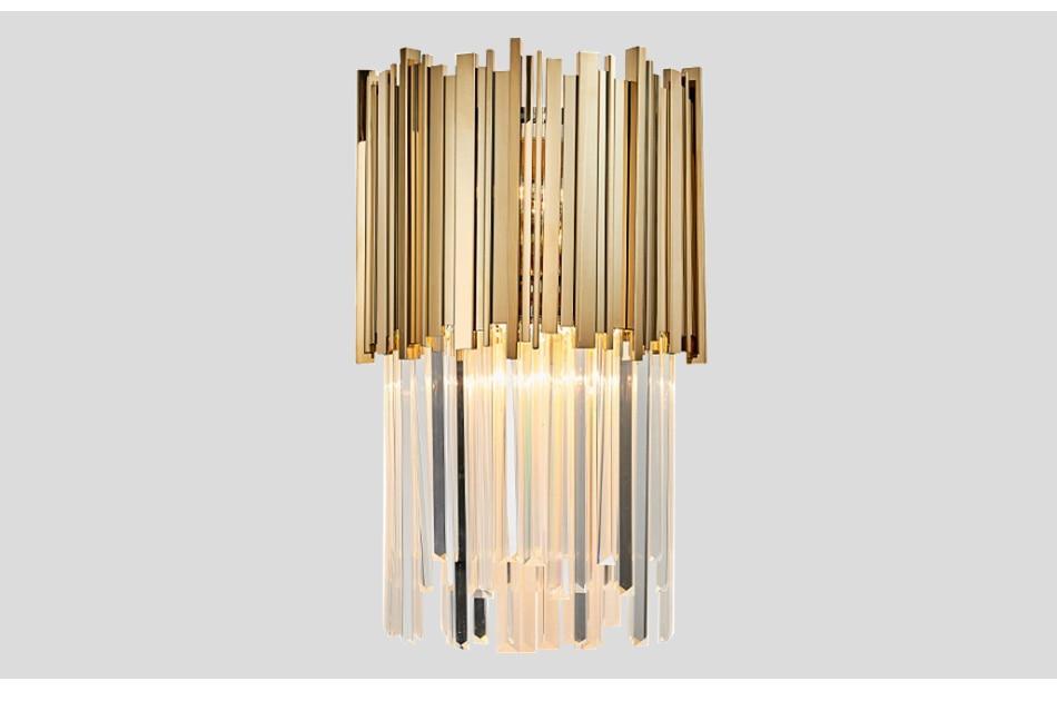 Acquista applique da parete moderna led ac110 240v design creativo