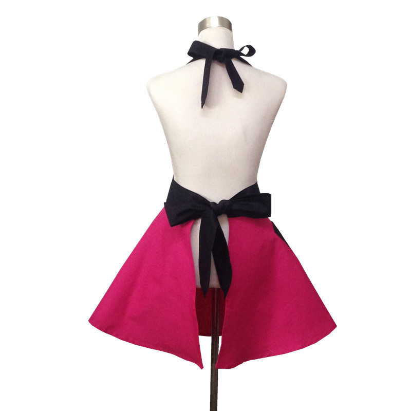 Hot Pink Hello Kitty Apron for Woman