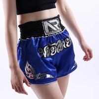 Thailand Thai Boxing Shorts Children Adult Men And Women Mma Training Performance Boxing A Martial Art Free Combat Combat